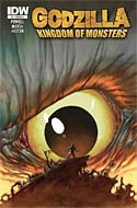 Godzilla: Issue #1 (2011)