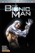 Bionic Man: Issue #1 (2011)