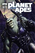 Planet Of The Apes: Issues #2-7 (2011)