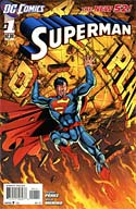 Superman: Issue #1 (2011)