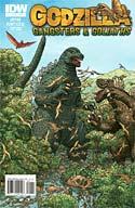 Godzilla: Gangsters & Goliaths (2011)