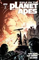 Exile On The Planet Of The Apes #1 (2012)