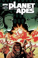 Planet Of The Apes #13 (2012)