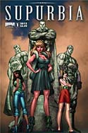Superbia: Issue #1 (2012)