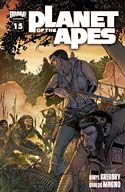 Planet Of The Apes Issue #15 (2012)