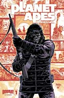Planet Of The Apes: Annual #1 (2012)