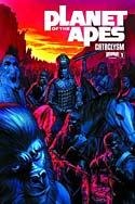 Planet Of The Apes: Cataclysm #1 (2012)