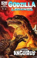 Godzilla Legends: Volume 1 (2012)