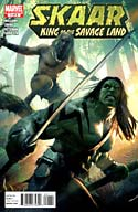 Skaar: King Of The Savage Land (2012)
