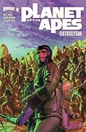 Planet Of The Apes Cataclysm #4 (2012)