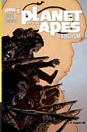 Planet Of The Apes Cataclysm #5 (2012)
