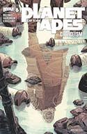 Planet Of The Apes: Cataclysm #6 (2012)