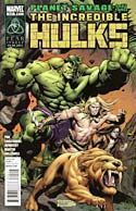 Incredible Hulks: Planet Savage (2011)