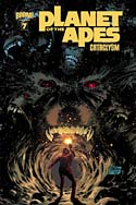 Planet Of The Apes: Cataclysm #7 (2012)