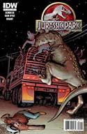 Jurassic Park Volume 1: Redemption (2011)