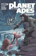 Planet Of The Apes: Cataclysm #8 (2013)