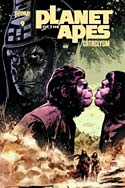 Planet Of The Apes: Cataclysm #9 (2013)