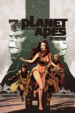 Planet Of The Apes: Cataclysm #10 (2013)