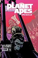 Planet Of The Apes Spectacular #1 (2013)