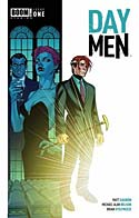 Daymen: Issue #1 (2013)