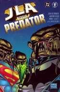 JLA Versus Predator (2010)