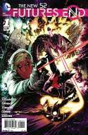 New 52: Future's End Volume 1, The (2014)
