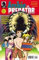 Archie vs Predator (2015)
