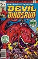 Devil Dinosaur (2014)