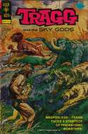 Tragg And The Sky Gods: Issues #1-8 (1975)