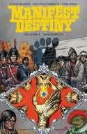 Manifest Destiny Volume 4: Sasquatch (2016)