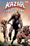 Kazar Savage Dawn: Volume 1 (2017)