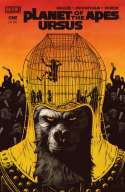 Planet Of The Apes Ursus: Issue #1 (2018)