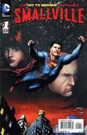 Smallville: Season Eleven: Volumes 1-8 (2013)