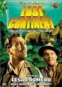 Lost Continent (1951)