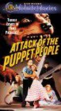 Attack Of The Puppet People (1958)