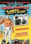 Santo contra hombres infernales (1961)