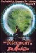 Das Testament Des Dr. Mabuse (1962)