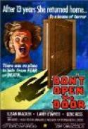 Don't Open The Door! (1975)