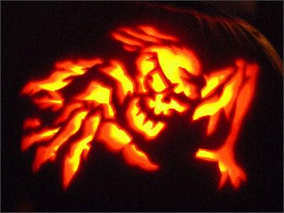 Pumpkin carving free halloween pumpkin carving template